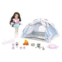 Moxie Magic Snow Tent with Lexa Doll - $197.99