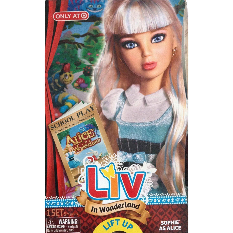 Liv Doll Sophie in Wonderland As Alice - $296.99