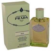 Prada Infusion D'Iris 3.4 Oz Eau De Parfum Spray image 6