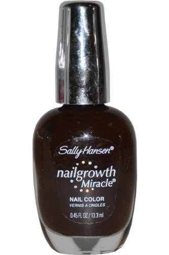 Primary image for Sally Hansen Nail Growth Miracle, CHOCOLATE CREME, 0.45 Fluid Ounce