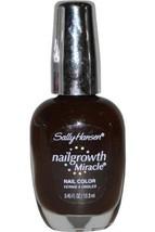 Sally Hansen Nail Growth Miracle, CHOCOLATE CREME, 0.45 Fluid Ounce - $9.89