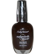 Sally Hansen Nail Growth Miracle, CHOCOLATE CREME, 0.45 Fluid Ounce - $9.89