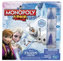 Monopoly Junior Game Frozen Edition - $39.59