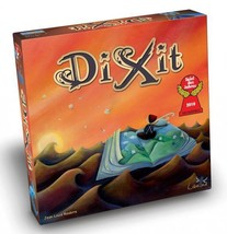 Dixit International Rules Version Board Game - $12.00