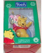 Pooh Christmas Ornament by Seasonal Specialties - $9.89