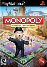 Monopoly - PlayStation 2 (Worldwide) [PlayStation2] - $49.49