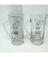 The Will Rogers Follies Glass Souvenir Drinking Vintage Collectible Set ... - $23.33