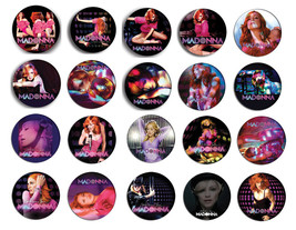 MADONNA confessions in a dance floor pin pinback button BADGE Magnet KEY... - $17.00+