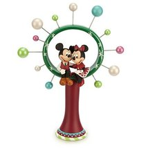 Mickey and Minnie Mouse Christmas Tree Topper - €69,51 EUR