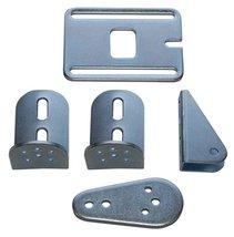 GTO Mighty Mule Gate Opener HB-100 Hardware Brackets PRO 1500 2000 2500 ... - $9.95