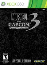 Marvel vs. Capcom 3: Fate of Two Worlds: Special Edition -Xbox 360 [Xbox... - $108.89