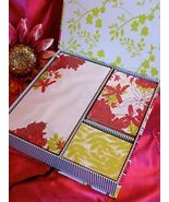 Nordstrom Mother's Day 2013 Floral Stationary Set Cards Pads Notes - $19.79