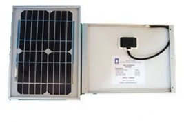 SGF-300 5 Watt Solar Panel for 12 Volt Charging and Mighty Mule SINGLE G... - $49.90