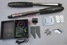 Olide Double Swing Arm Automatic Actuator Gate Door Opener DC Motor Rele... - $616.54