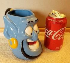 Disney Aladdin Genie Blue Cup Mug - $15.99