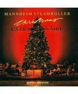 Christmas Extraordinaire [Audio CD] Mannheim Steamroller-Like New Condition - $5.99