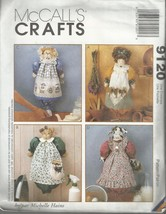 McCall's Crafts Pattern #9120-Bag Holders by Mi... - $3.95