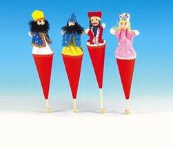 Pop up Puppets - $19.80