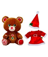 Build a Bear Buddies Gingerbread Cookie Themed ... - $89.95