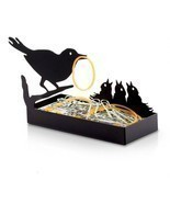 Mother Nurture Birds nest desk organizer Original Artori Design STUDIO H... - $46.74 CAD