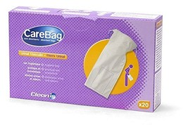 Incontinence Aid Carebag Male Urinal Bag with Super Absorbent Pad 20 Count - $26.78