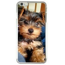 Yorkie Dog Puppy Smiling for Camera Apple iPhone 6 / 6S Phone Case - $9.99