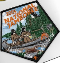 2005 French Creek Council National Jamboree patch - $9.90