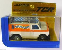 1977 Ideal TCR Van - Atic Jam Slot Less Car 3274-8 NOS! - $69.29