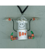 Halloween Boo-tacular Scarecrow Mini Ornament - $6.00