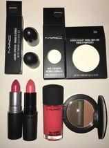 MAC Lot Nail Lacquer, Lipstick , Studio Sculpt NIB - $39.99