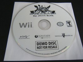 Muramasa: The Demon Blade (Nintendo Wii, 2009) - Demo Disc Only!!!! - $28.70