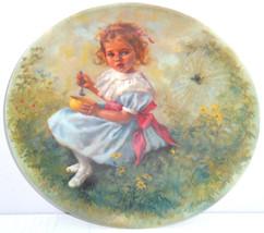 Little Miss Muffet Collector Plate COA Reco International Vintage Retire... - $59.95