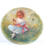 Little Miss Muffet Collector Plate COA Reco Int... - $49.95