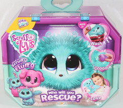 Moose LITTLE LIVE PETS SCRUFF A LUVS BLUE Interactive RESCUE SURPRISE TO... - $29.69