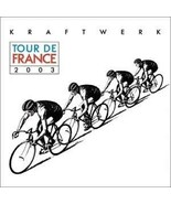 KRAFTWERK - Tour De France 03 CDS  - $14.95