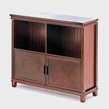 Espresso Wood Cabinet - $152.25
