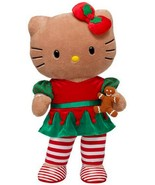 Build a Bear Gingerbread Hello Kitty Girl Elf D... - $189.95
