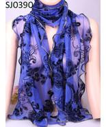 Blue scarf 1 thumbtall