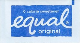 Equal Sugar (2000 x 1 g) - 4.41 lb - $79.99