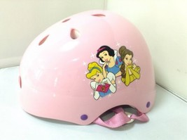 Disney Princess Pink Girl's Youth Bike Helmet Model #DP73386 Size Youth ... - $9.75