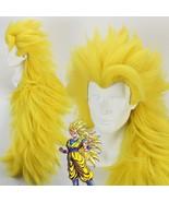 Dragon Ball Z Super Saiyan 3 Goku Cosplay Wig - $83.00