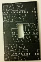 STAR WARS Light Switch Plate Cover lighting outlet home decor kid room comic con - $8.00
