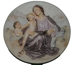 "Alberto Santangela ""The Gift of Tenderness"" Il Dono Della Tenerezza Deco... - $74.24"