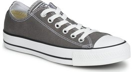 Converse - All Star OX (4 D(M) US, Charcoal) - $61.38
