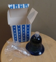 Vintage Avon MOONWIND Cologne in HOSPITALITY BELL decanter in Original BOX - $24.00