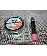 MAYBELLINE MASTER FAIRG HIGHLIGHT100 & COLOR TATTOO UP TO 24H #705 LOT OF 2 - $10.25