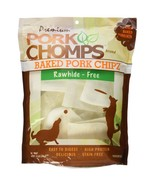 Pork Chomps Premium Baked Pork Chipz Dog Treat - $11.81