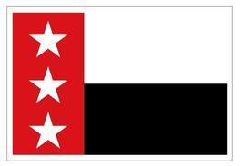 Laredo Texas Flag Sticker / Decal F661  - $1.45 - $12.95