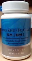 AMK, ATR, Atractylenolide, Atractylénolide, Cang Zhu fu Chao processed 苍术麸炒 100g - $18.96