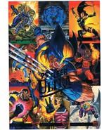 1995 Fleer Ultra X-Men Promo Trading Cards Prom... - $11.88